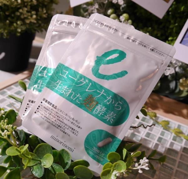 ユーグレナから生まれた麹酵素 ユーグレナ麹